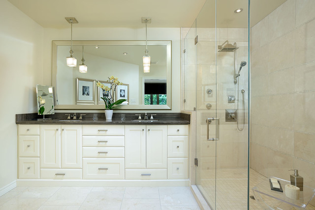 Ensuite bathroom contemporary bathroom toronto by for Modern small ensuite