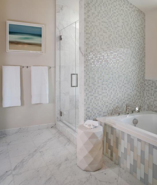 Kentfield Bathroom contemporary-bathroom