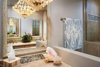 Contemporary Bathroom By