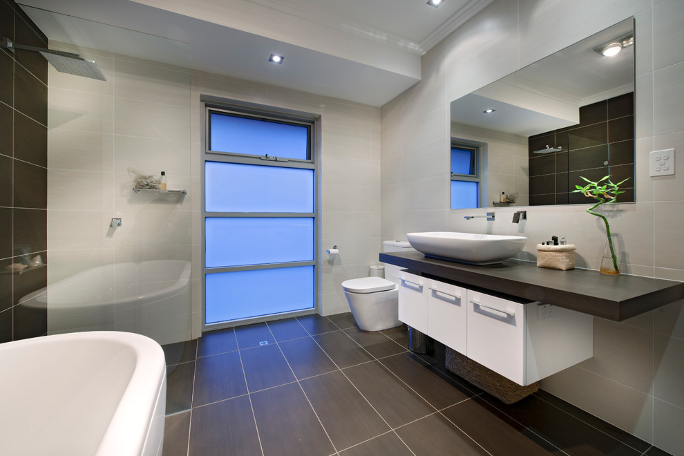 Contemporary Bathroom - Contemporary - Bathroom - Perth