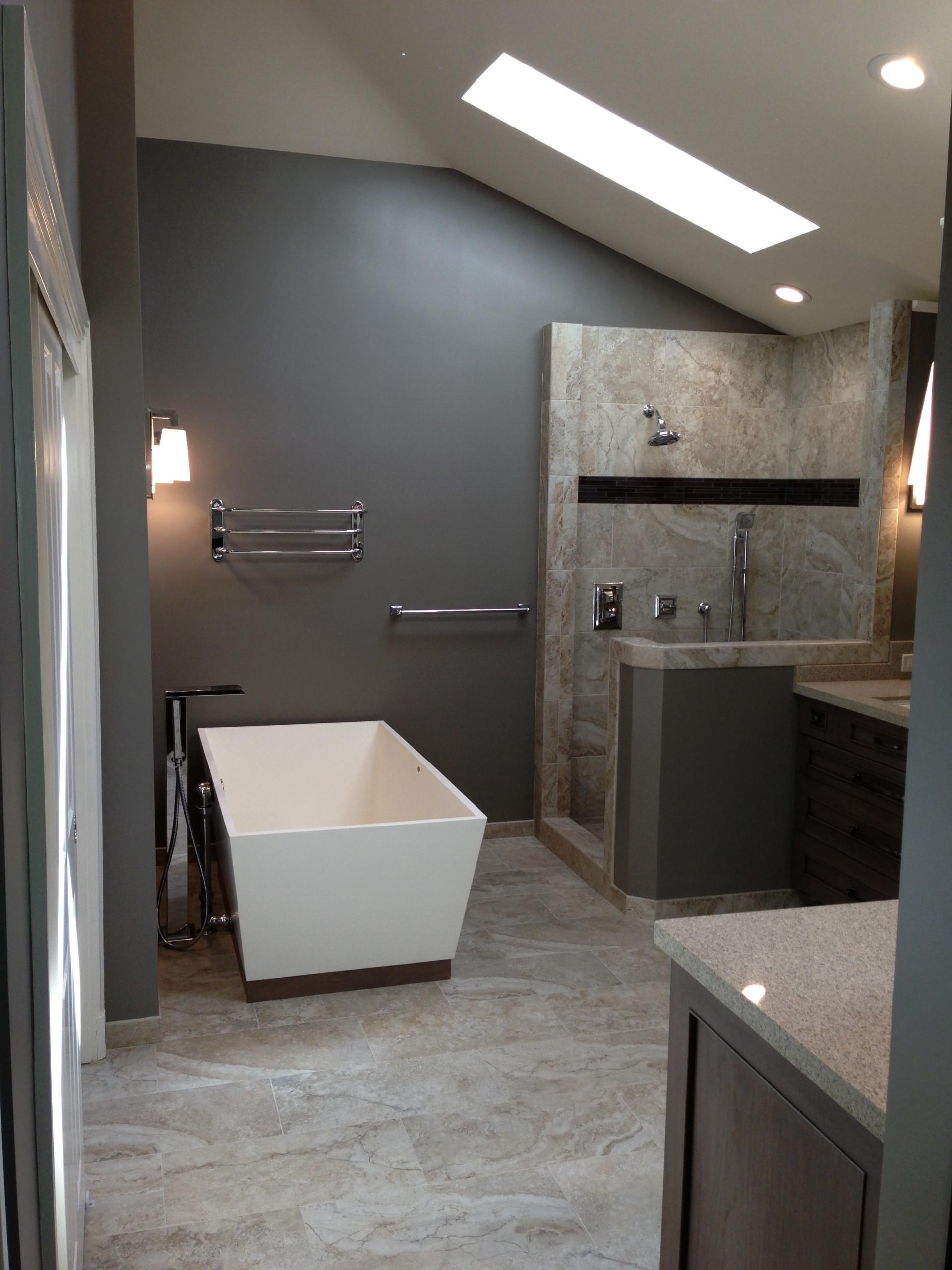 Contemporary Bathroom Update