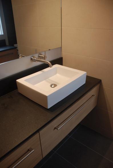 Patel contemporary-bathroom