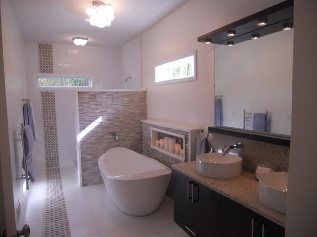 Contemporary Bathrooms contemporary-bathroom