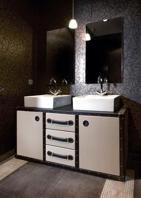 Contemporary bathrooms contemporary bathroom for Bathroom cabinets yorkshire
