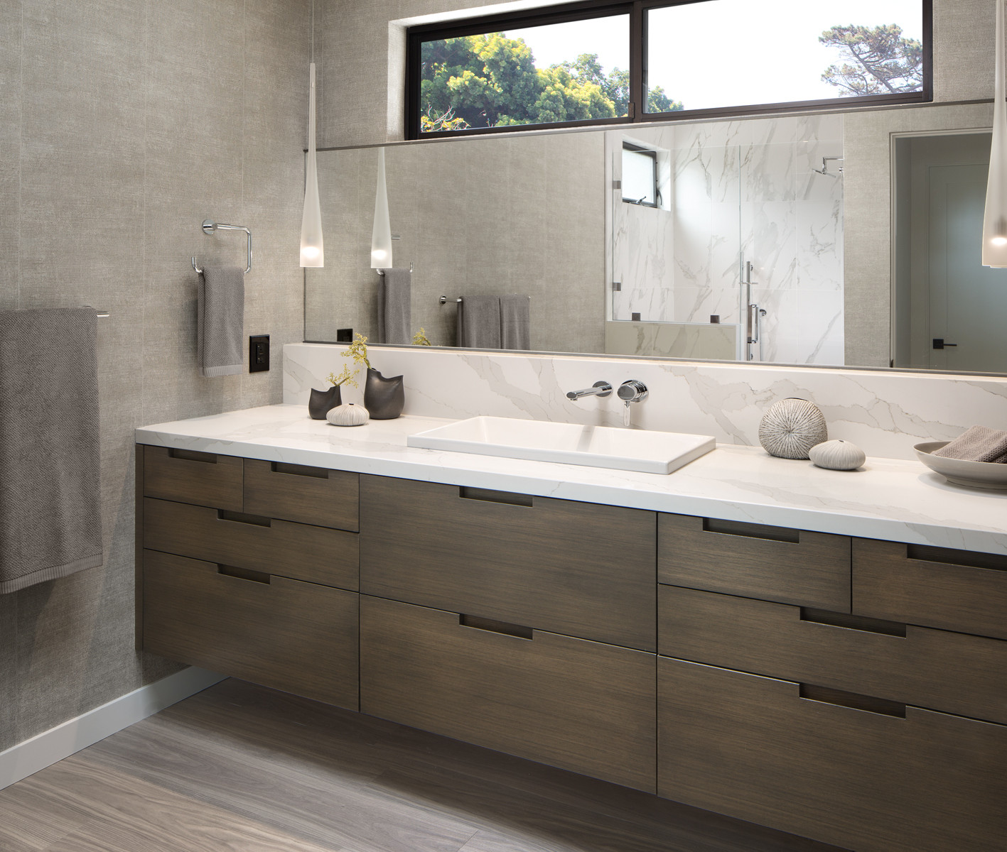 Contemporary Bathrooms