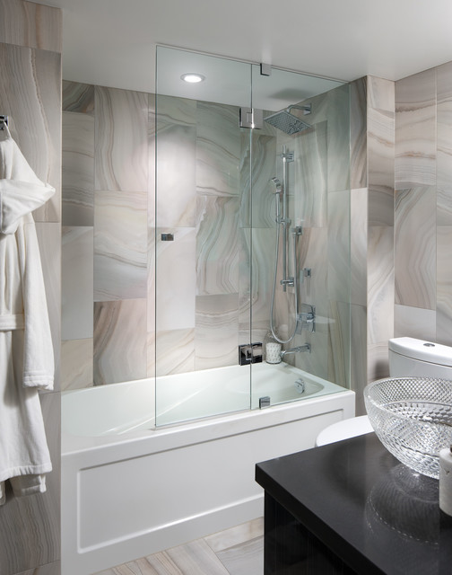 condo contemporary bathroom other by toronto interior design