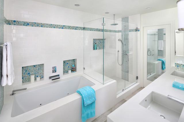 Contemporary kids bathroom contemporary-bathroom