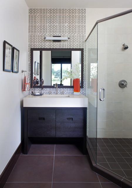 Contemporary Haven contemporary-bathroom