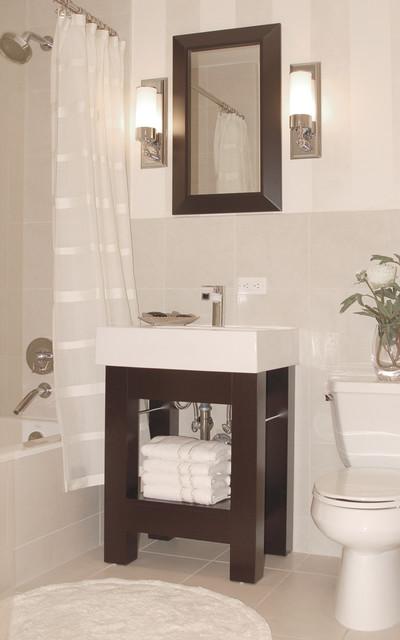 Contemporary Home Design contemporary-bathroom