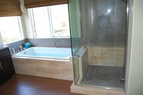 What Is The Name Of The Tile Around Bathtub And In Shower