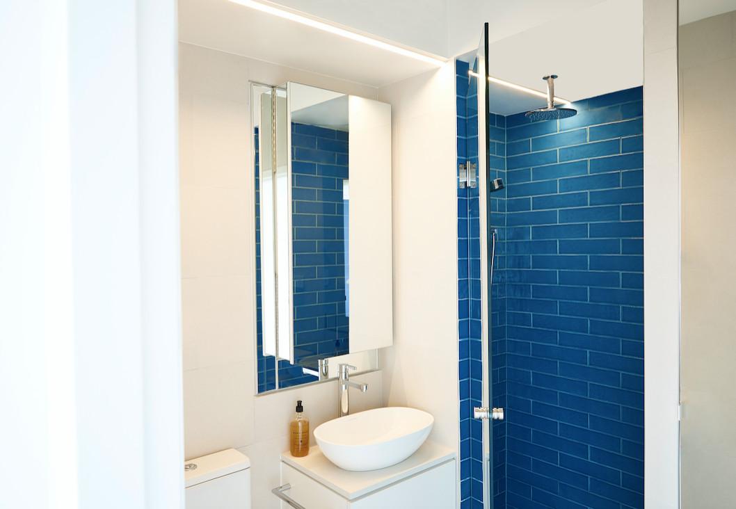 Contemporary Kitchen & Bathroom