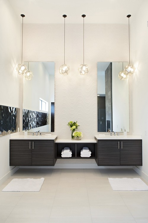 Incorporating Great Lighting Into Your Bathroom Design Ideas Images