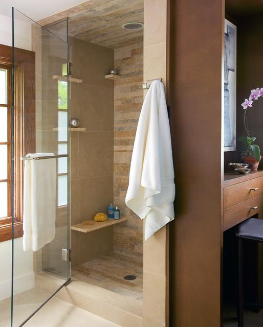 Contemporary Master Bath contemporary-bathroom