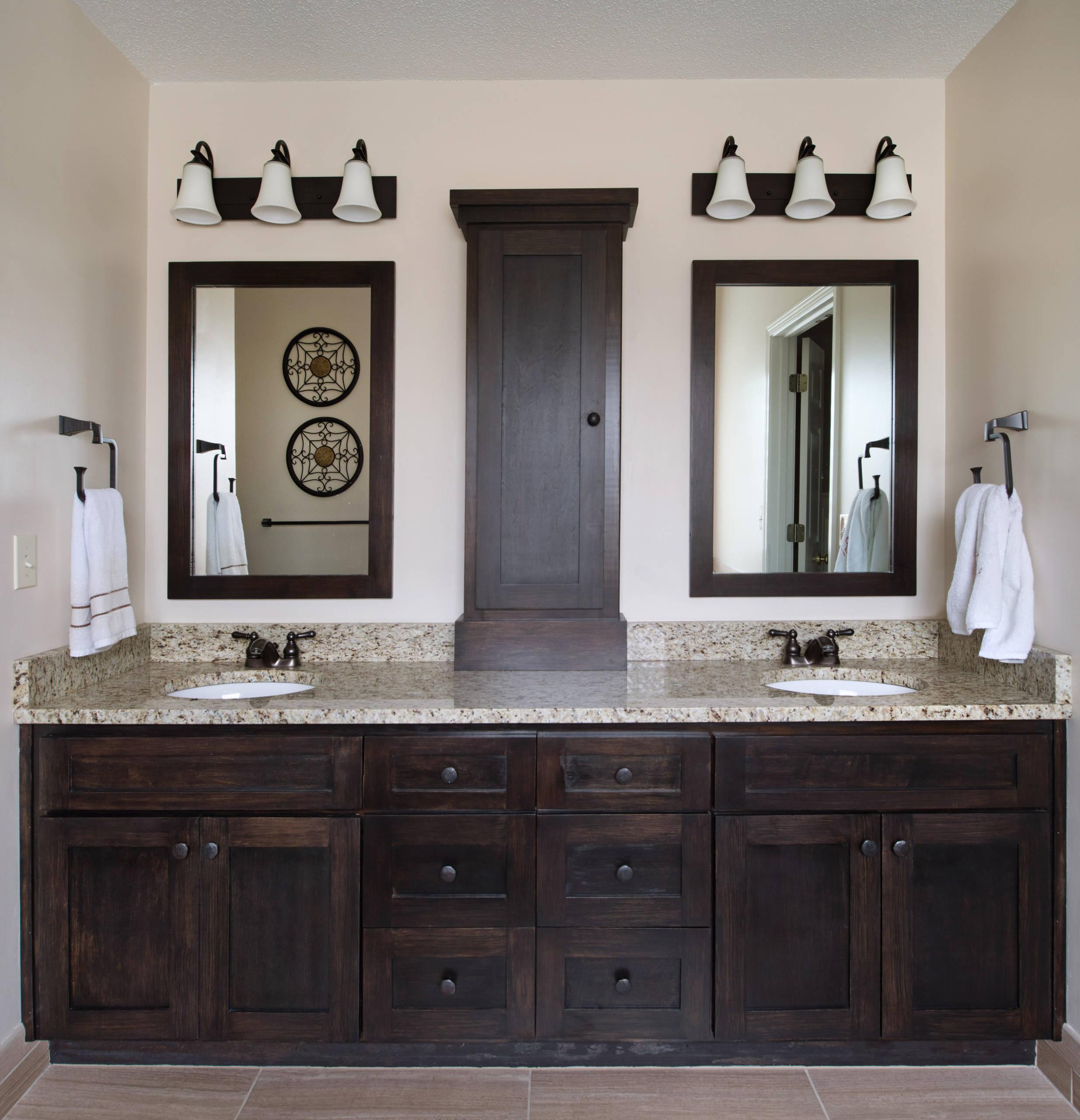 Contemporary Master Bathroom