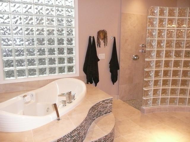 Contemporary Master Bathroom contemporary-bathroom