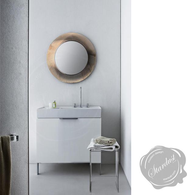 Contemporary Modern Bathroom Design by Kartell & Laufen ...