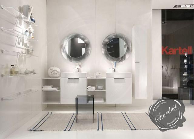 Contemporary Modern Bathroom Design Ideas with the Kartell Laufen ...