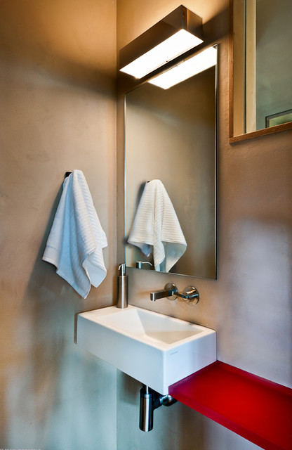 Fraser Net Zero Project Modern Bathroom Denver By