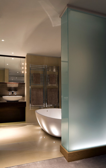 Contemporary New Build Home South Yorkshire Contemporary Bathroom Other By Brilliant