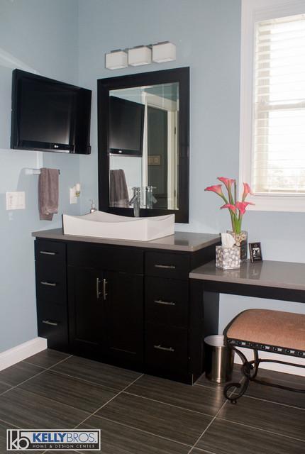 Contemporary New Construction Contemporary Bathroom Cincinnati By Kelly Brothers Home