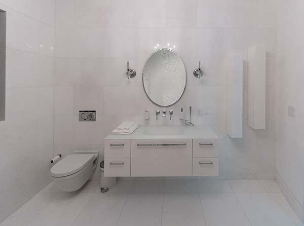 Awesome Bathroom Freestanding Bath Accessories White Bathroom Design