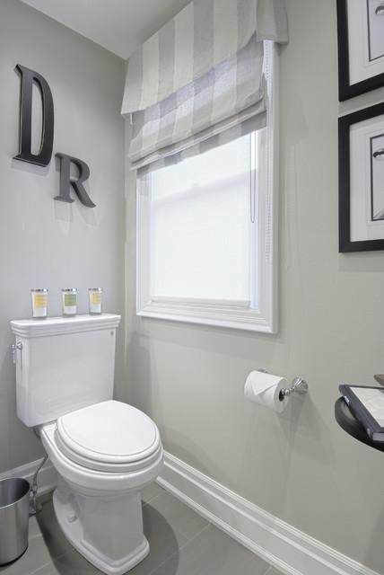 CONTEMPORARY REDEFINED traditional-bathroom
