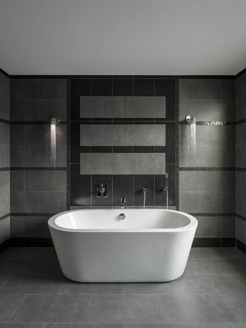 Contemporary Scottsdale Remodel - Cactus contemporary-bathroom