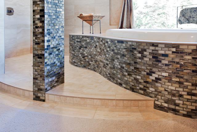 Contemporary Spa Bathroom contemporary-bathroom