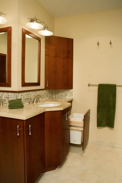 Contemporary spa retreat contemporary bathroom for Spa retreat bathroom ideas