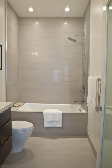 Contemporary contemporary-bathroom