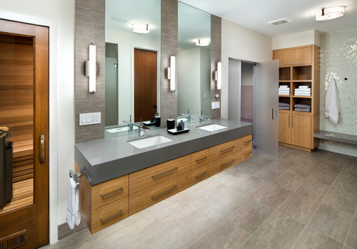 Smart Bathroom Interiors