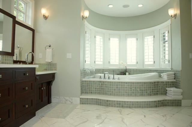 Control4 contemporary bathroom salt lake city by for Home automation shower