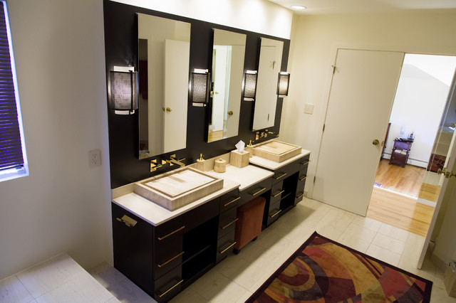 Bathroom decorating accessories - Cool Bathrooms Contemporary Bathroom Providence By Ri Kitchen