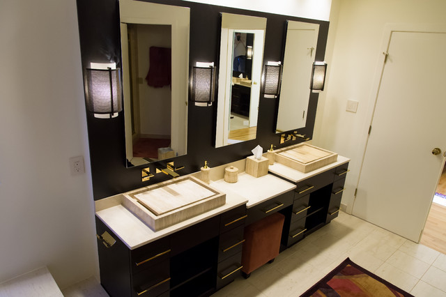 Cool Bathrooms - contemporary - bathroom - providence - by RI