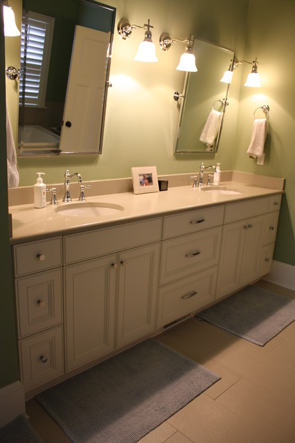 cool custom bath vanity ideas traditional bathroom