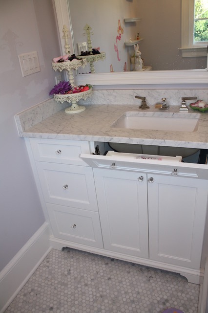 Cool Kids Bathroom Vanities With Tip outs For