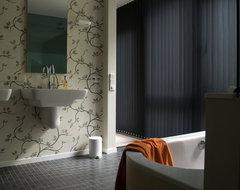 Cool Start modern-bathroom