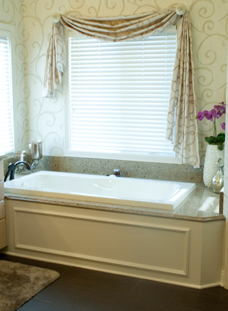 Cooler Bathroom transitional-bathroom