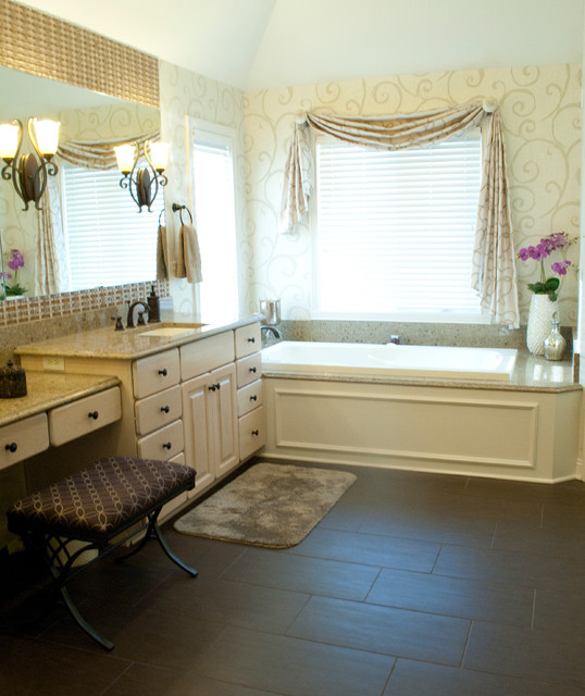 Cooler Bathroom Carmel In Transitional Bathroom Grand Rapids By By Design Llc