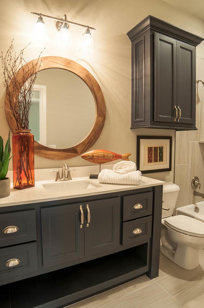Cooper Floor Plan - 1,880 sqft - Transitional - Bathroom ...