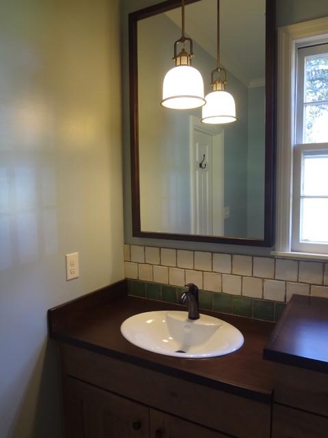 Cope Residence traditional-bathroom