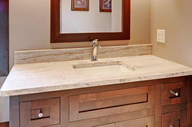 Copper Creek Vacant Staging traditional-bathroom
