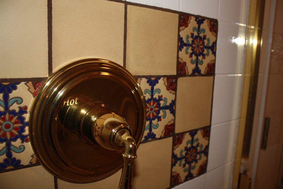 Copper Pipe brazing, New shower valve, New faucet and shower head install