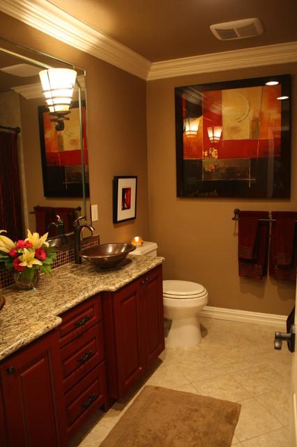 Light Colored Granite For Bathroom