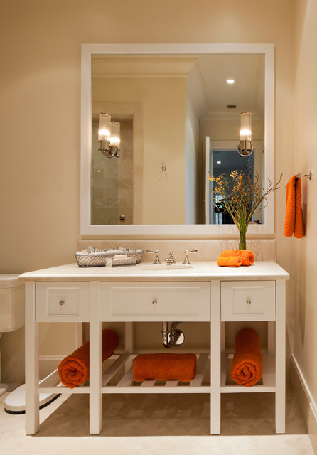 Coral Gables Florida Home Traditional Bathroom Miami By Eva Quateman Interiors