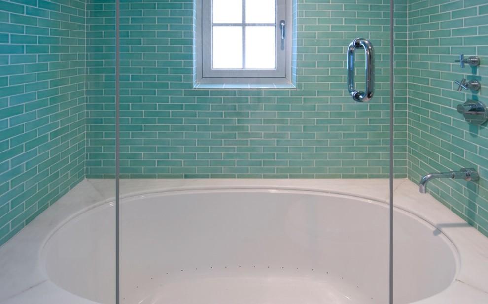Coral Gables: Jack & Jill Bathroom