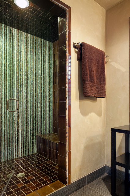 Cord Shiflet Modern Mediterranean mediterranean-bathroom