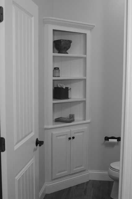 how to build a corner cabinet plans