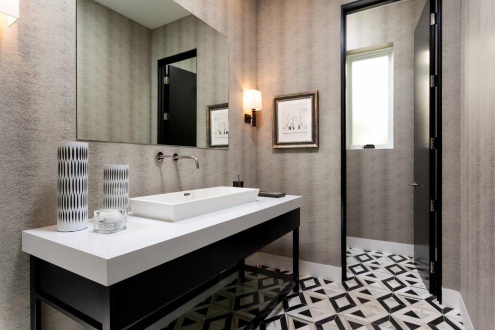 Corona Del Mar 1 - Contemporary - Bathroom - Orange County ...