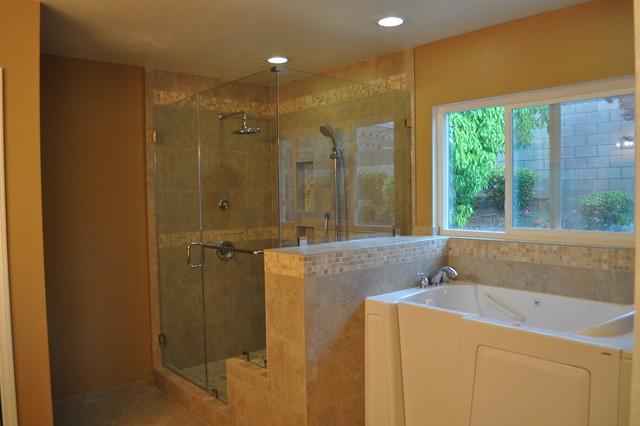 Corona - Walk in tub bathroom